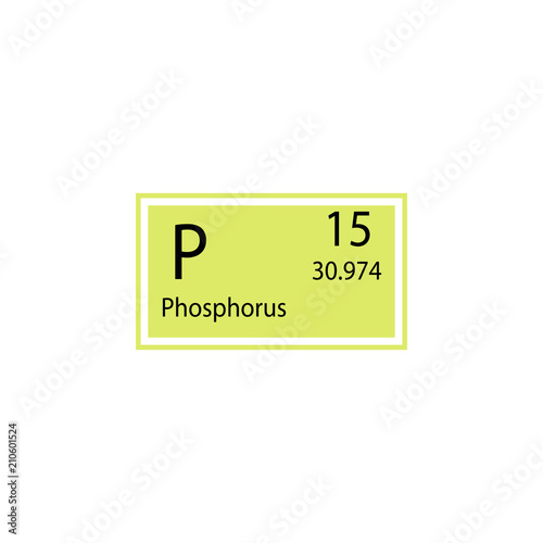 Periodic table element phosphorus icon element of chemical sign periodic table element phosphorus icon element of chemical sign icon premium quality graphic design urtaz Image collections