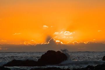 Sunset © Filipe