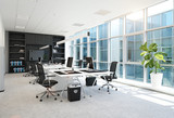modern office interior. - 210620329