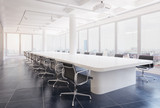 modern office conference room interior - 210620346