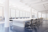 modern office conference room interior - 210620362