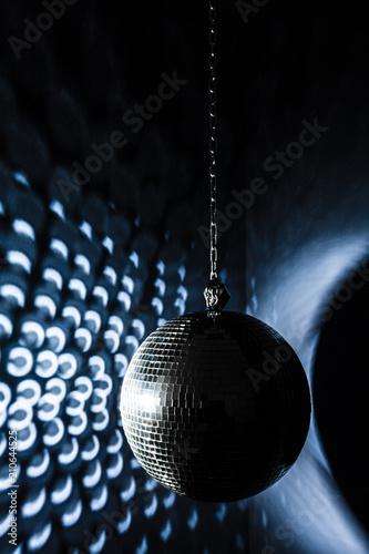 A Mirror disco ball - 210644525