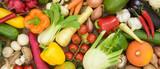 healthy vegetables from market © Wolfilser