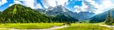 karwendel mountains - 210671980