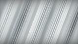 Diagonal grey stripes abstract 3D rendering - 210698338