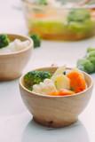 Healthy food. Vegetable mix. Studio Photo - 210799996