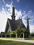Church of Our Lady in Elblag. Warmian-Masurian voivodeship. Poland - 210807599