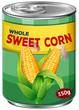 A Can of Whole Sweet Corn