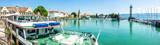harbor of lindau - germany - 210831927