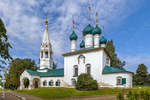 Church of Nicholas the Rubleny, Yaroslavl - 210883515