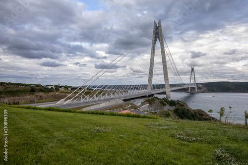 Yavuz Sultan Selim Bridge , latest photos, Istanbul, Turkey
