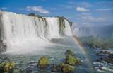 Cataratas do Iguaçu, Foz do Iguaçu, Paraná, Brasil.