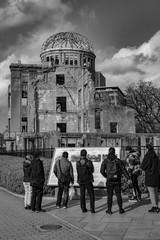 Dome de Genbaku à Hiroshima