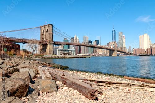 New York City - The Brooklyn Bridge