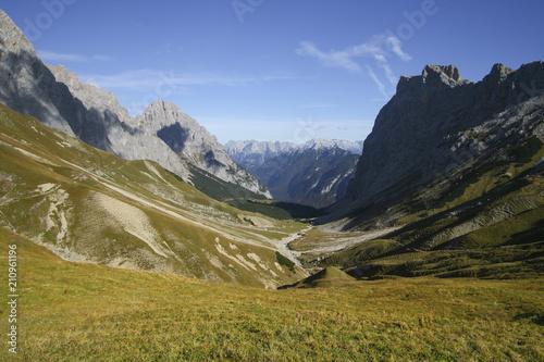 Aluminium Grijze traf. Puittal Leutasch Tirol