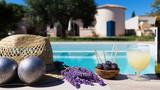 Provence en été