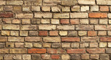Old brick wall background - 210991146
