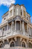 Architecture of Cienfuegos, Cuba. - 211005500