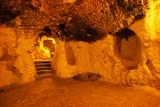 Kaymakli Underground City, Nevsehir, Turkey - 211024936