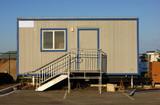 construction office trailer - 211055773
