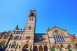 Boston church on Copley Square