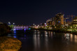 Bow River after Dark
