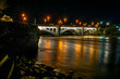 Centre Street Bridge in the Still of the Night