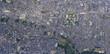 国分寺周辺/真俯瞰、空撮、2015・5撮影