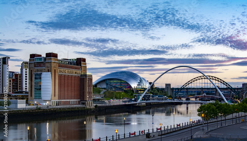 The Tyne, Newcastle upon Tyne