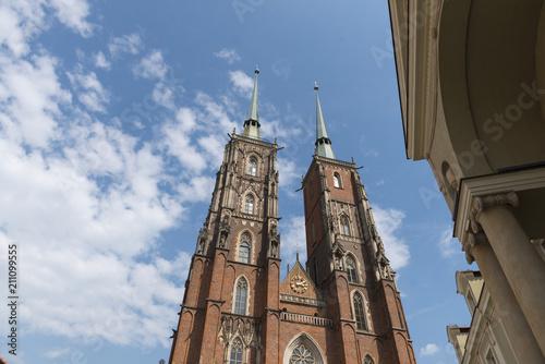 Polen, Breslau, der Dom
