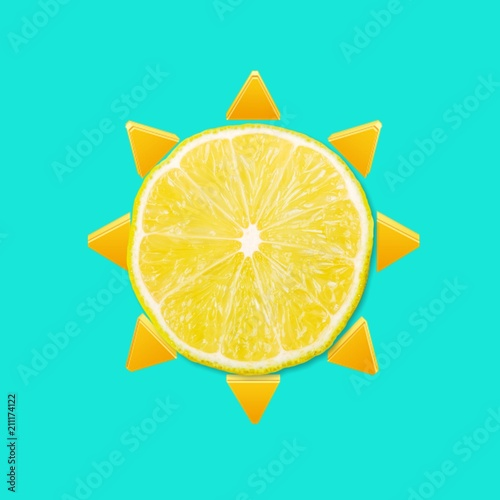 Lemon. - 211174122