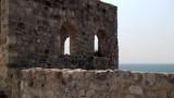 Arched Windows Over Mediterranean, Montenegro - 211174319
