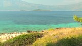 Pan of Secluded Croatian Island - 211188923