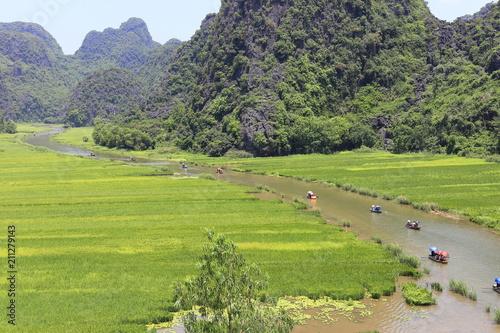 Aluminium Pistache Tam coc in Ninh Binh ,Vietnam