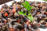Fresh and raw barnacles - 211312943