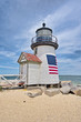 Brant Point Lighthouse on the Island of Nantucket