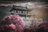 Xian city wall. - 211356991
