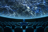 A spectacular fulldome digital projection at the planetarium - 211377760