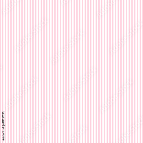Fototapeta Pattern bold stripe seamless design for wallpaper, fabric print and wrap paper. Horizontal pink stripes.