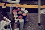 Spray paint for street art - 211410593