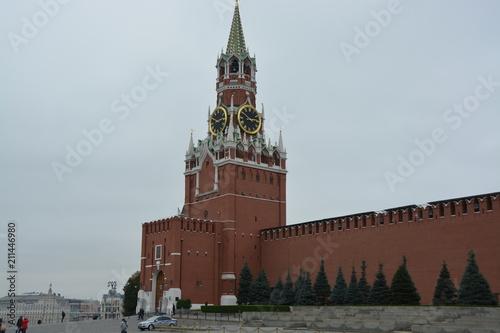 ロシアモスクワのクレムリン