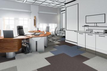 Chefzimmer (Vorschau) © arsdigital