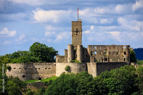 Medieval castle of Koenigstein