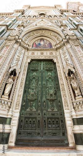 Fotobehang Florence Duomo Firenza