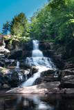 Shelving Rock Falls, New York