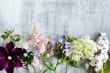 nice summer flowers - 211573517