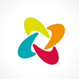 logo abstrait - 211605578