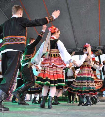 Lubelszczyzna - taniec regionalny © bnorbert3