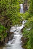 Klapfberg Wasserfall im Ultental, Südtirol