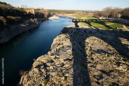 Aluminium Zwart aqueduct shadow